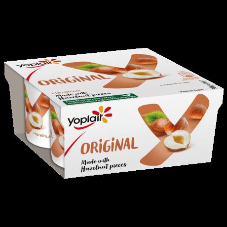 Yoplait Original Hazelnut 4-pack