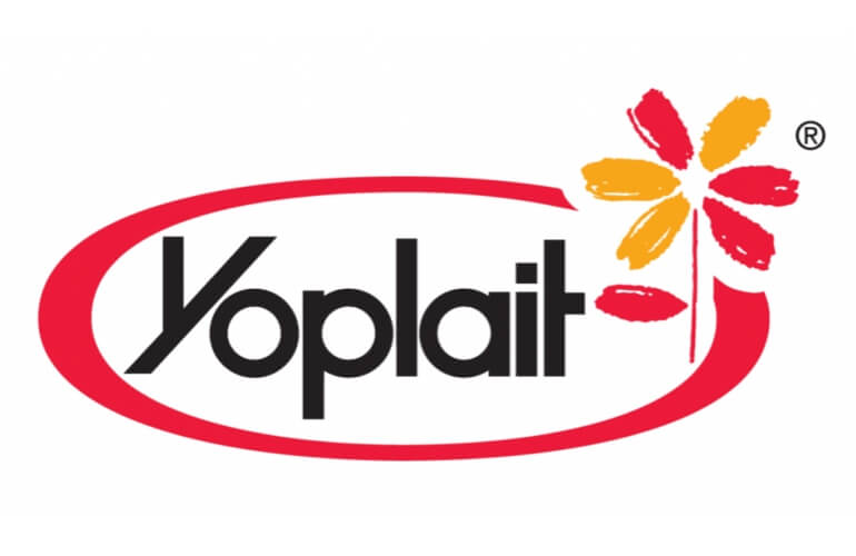 Yoplait Little Flower Logo 1965