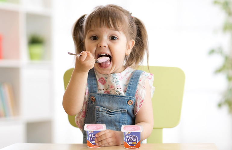 Yoplait Our History Mum's And Kids Favourite Products
